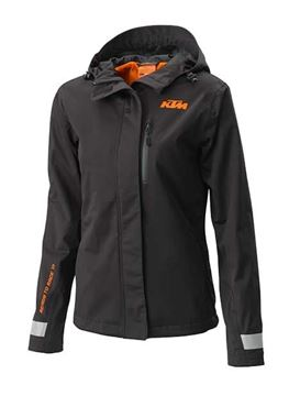 Picture of KTM GIRLS ANGLE SOFTSHELL JACKET