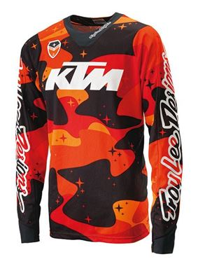 KTM Troy Lee Design