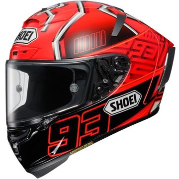 Picture of SHOEI X-SPIRIT 3 MARQUEZ