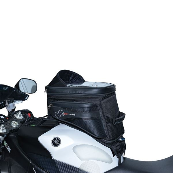 Picture of OXFORD S20R ADVENTURE STRAP ON TANK BAG