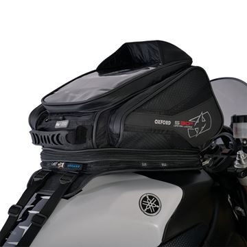 Picture of OXFORD S30R STRAP ON TANKBAG