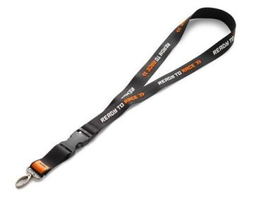 Picture of KTM LANYARD BLACK