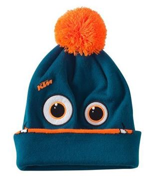 Picture of KTM KIDS BUBBLE EYE BEANIE