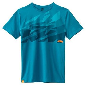 Picture of KTM KIDS SLICED TEE