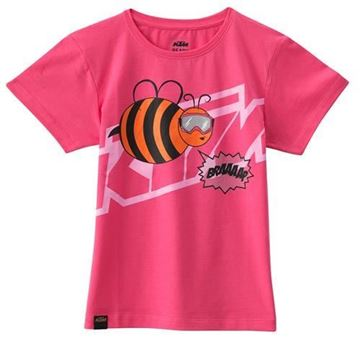 Picture of KTM GIRLS BEE TEE