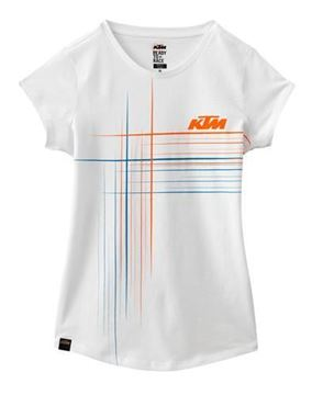 Picture of KTM GIRLS LINES TEE