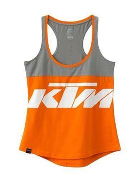 Picture of KTM GIRLS LOGO TANK TOP