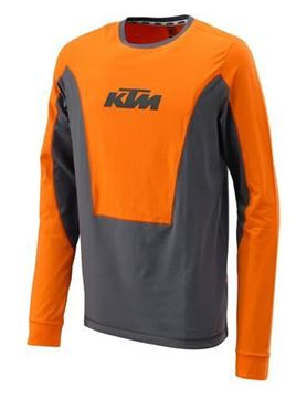Picture of KTM RAPID LONG SLEEVED TEE