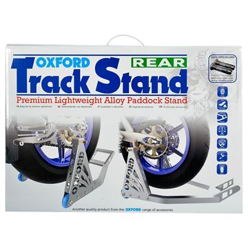 Picture of OXFORD ALUMINIUM REAR PADDOCK STAND