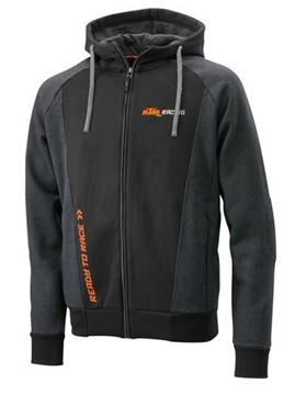 Picture of KTM MECHANIC ZIP HOODIE