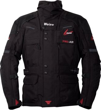 Picture of WEISE DAKAR ADVENTURE TEXTILE JACKET RRP £280.00 NOW £198.98