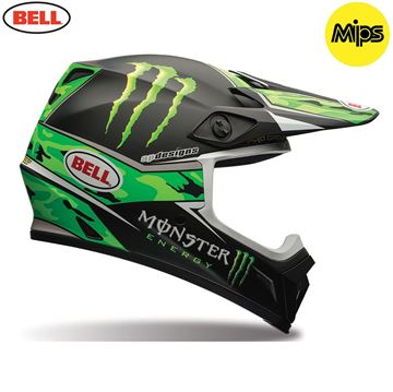 Picture of BELL MX-9 PRO CIRCUIT MONSTER