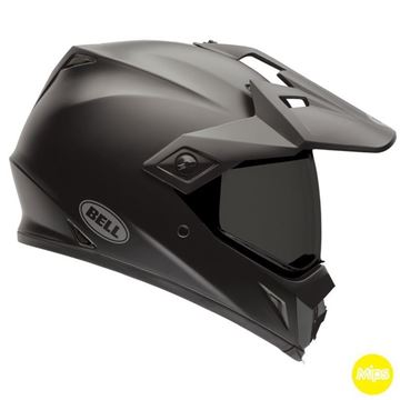 Picture of BELL MX-9 ADVENTURE MATT BLACK