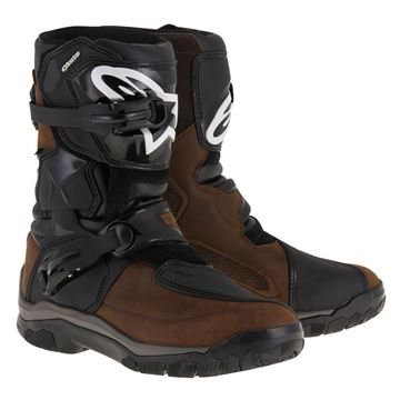 Picture of ALPINESTARS BELIZE DRYSTAR OILED BOOTS