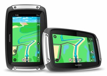 Picture of TOMTOM RIDER 410 EU SATNAV