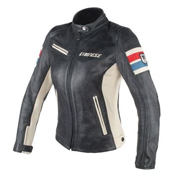 Picture of DAINESE LOLA D1 LADIES LEATHER JACKET