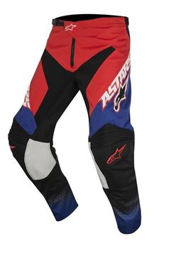 Picture of ALPINESTARS RACER SUPERMATIC 17 PANT RD/BL/WHT