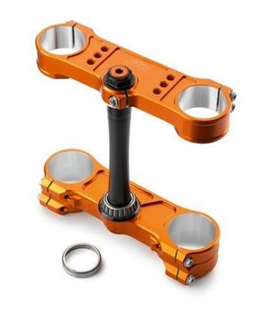 Picture of TRIPLE CLAMP 20/22mm ADJUSTABLE OFFSET (SXS13450460)