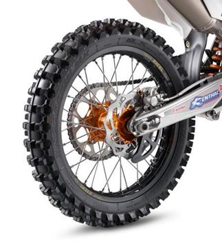 Picture of FACTORY REAR WHEEL 20mm (25mm) (7771090104430)