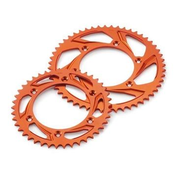 Picture of REAR SPROCKET 52T (5901005105204)