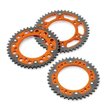 Picture of REAR SPROCKET 42T (5841005104204)