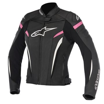 Picture of ALPINESTARS STELLA GP PLUS R V2 LEATHER JACKET