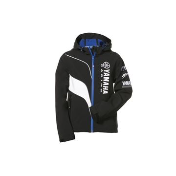 Picture of YAMAHA JUNIOR PADDOCK BLUE SOFTSHELL