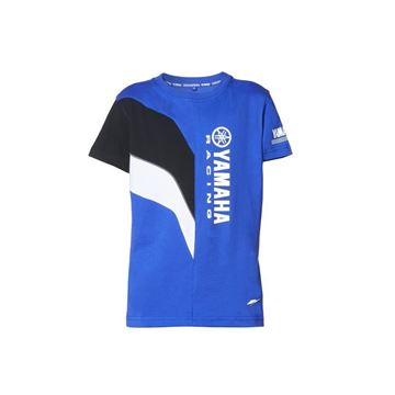 Picture of YAMAHA JUNIOR PADDOCK BLUE T-SHIRT