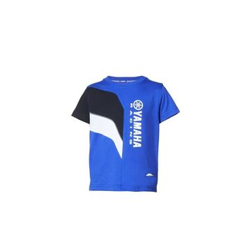Picture of YAMAHA KIDS PADDOCK BLUE T-SHIRT