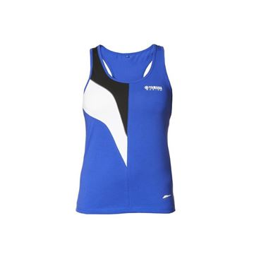 Picture of YAMAHA LADIES PADDOCK BLUE TANKTOP