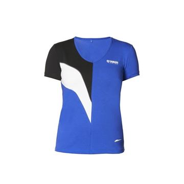 Picture of YAMAHA LADIES PADDOCK T-SHIRT