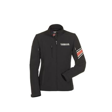 Picture of YAMAHA REVS MAJESTY SOFTSHELL JACKET