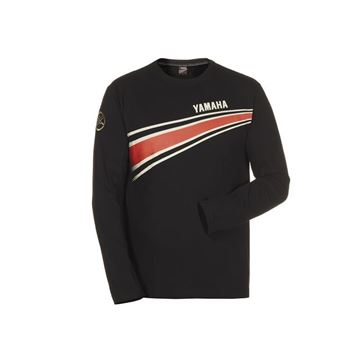 Picture of YAMAHA REVS POCHE LONG SLEEVE T-SHIRT