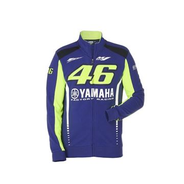 Picture of YAMAHA ROSSI ZIP SWEATER