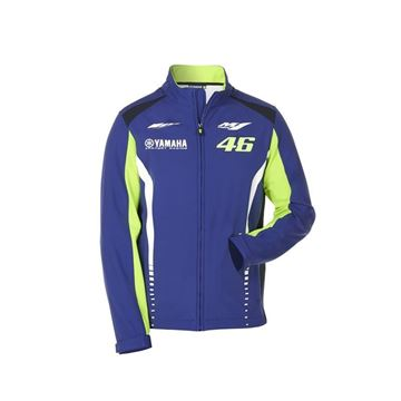 Picture of YAMAHA ROSSI SOFTSHELL JACKET