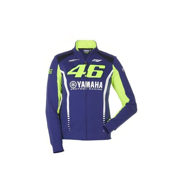 Picture of YAMAHA WOMEN'S ROSSI ZIP