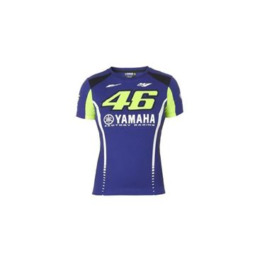 Picture of YAMAHA WOMEN'S ROSSI T-SHIRT