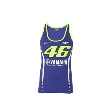 Picture of YAMAHA WOMEN'S ROSSI TANKTOP