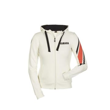 Picture of YAMAHA LADIES REVS MAXAM ZIP SWEATER
