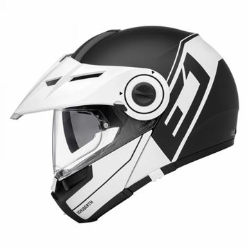 Picture of SCHUBERTH E1 RADIANT WHITE