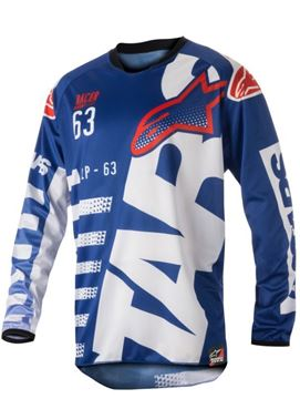 Picture of ALPINESTARS RACER BRAAP JERSEY