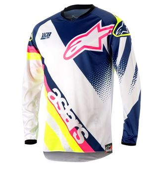 Picture of ALPINESTARS YOUTH SUPERMATIC JERSEY