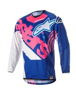 Picture of ALPINESTARS YOUTH RACER VENOM JERSEY