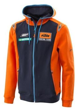 Picture of KTM 2018 REPLICA TEAM ZIP HOODIE