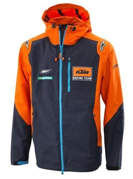 Picture of KTM 2018 REPLICA TEAM HARDSHELL JACKET