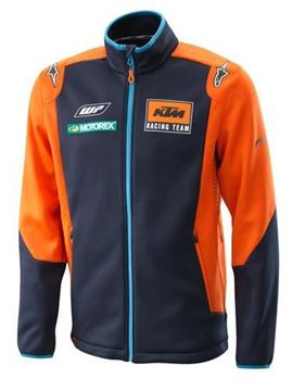 Picture of KTM 2018 REPLICA TEAM SOFTSHELL JACKET