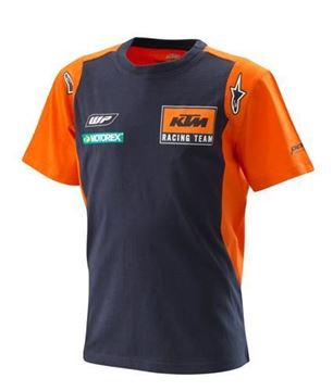 Picture of KTM 2018 KIDS REPLICA TEAM TEE