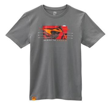 Picture of KTM 2018 EMPHATIC T-SHIRT
