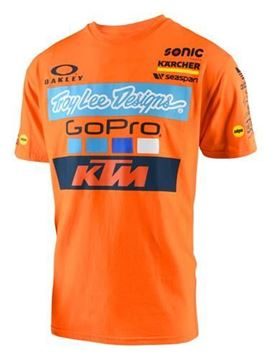 Picture of KTM 2018 KIDS TLD TEAM T-SHIRT