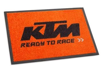 Picture of KTM 2018 DOORMAT